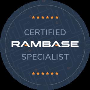 rambase-specialist-certificate